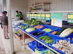 北京市下月出台《蔬菜零售网点建设管理办法》